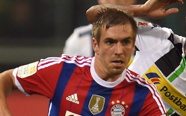 Philip Lahm Bayern Munich