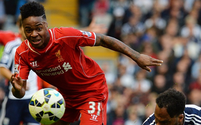 Raheem Sterling ranks among the ten best wingers in Liverpool history