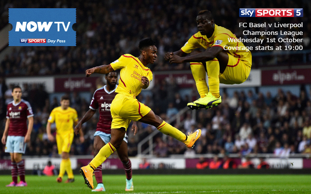 Private: FC Basel v Liverpool: live stream guide & Champions League preview