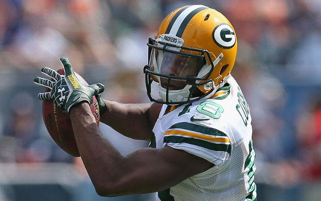 Green Bay Packers WR Randall Cobb wants to stay in Green Bay