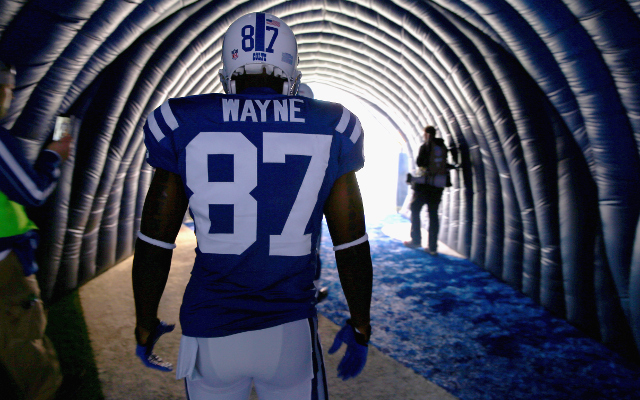 Report: Veteran WR Reggie Wayne not ready to retire just yet