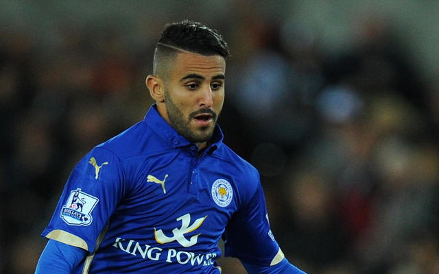Riyad Mahrez transfer: Agent of Leicester City ace speaks over Arsenal interest