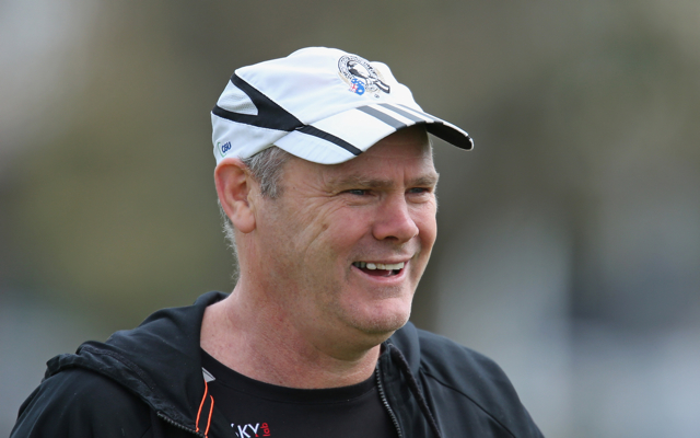 Gold Coast Suns willing to compensate Collingwood for Rodney Eade capture