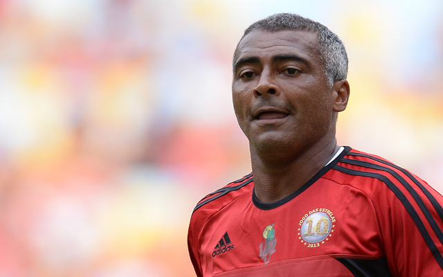 Brazilian legend Romario wants presidential role