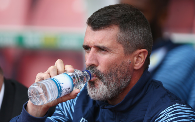 Roy Keane: 'Unless Robbie Keane is breastfeeding, he'll play' (video)