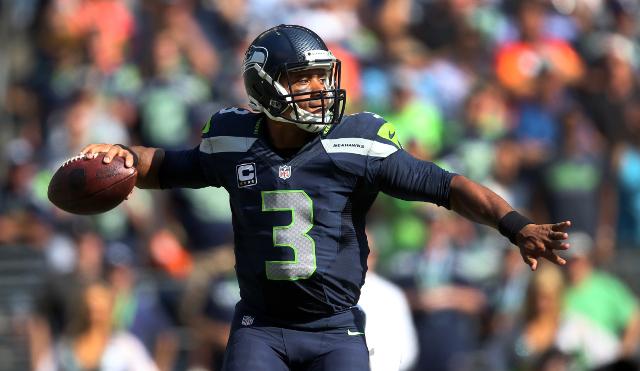 NFL Week 8: Seattle Seahawks come back to beat Carolina Panthers, 13-9
