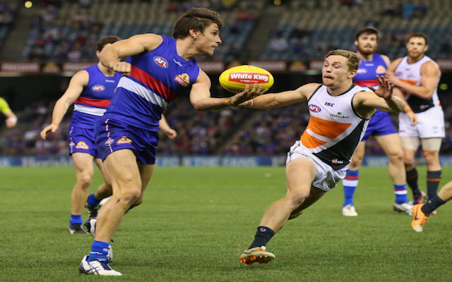 SHOCK: Western Bulldogs captain Ryan Griffen requests Greater Western Sydney trade