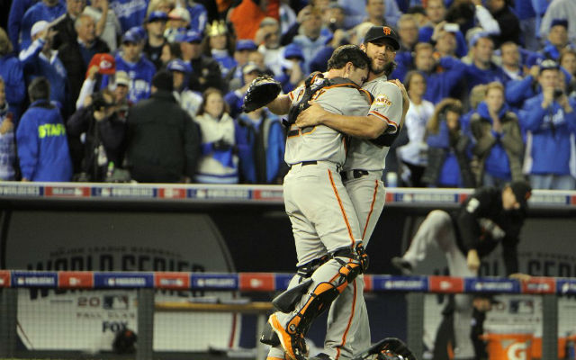 San Francisco Giants beat Kansas City Royals in World Series