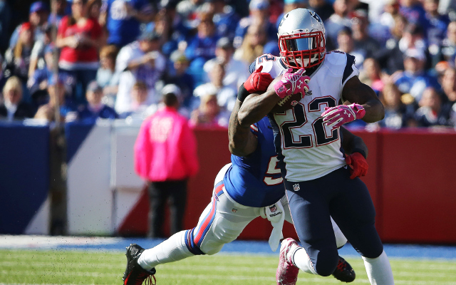 INJURY: New England Patriots RB Stevan Ridley out for season
