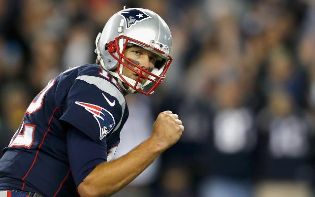 REPORT: New England Patriots quarterback Tom Brady questionable for Sunday