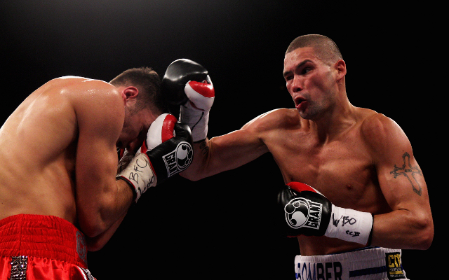 "(Video) Nathan Cleverly vs Tony Bellew 2: Cleverly ready to ""smash him down"""