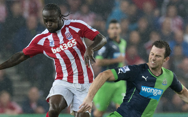 Victor Moses Stoke