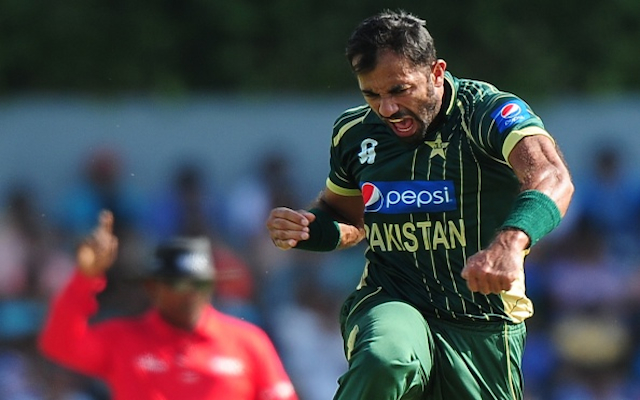 (Video) Winning Moment! Pakistan Edge Close Cricket World Cup Clash With Zimbabwe