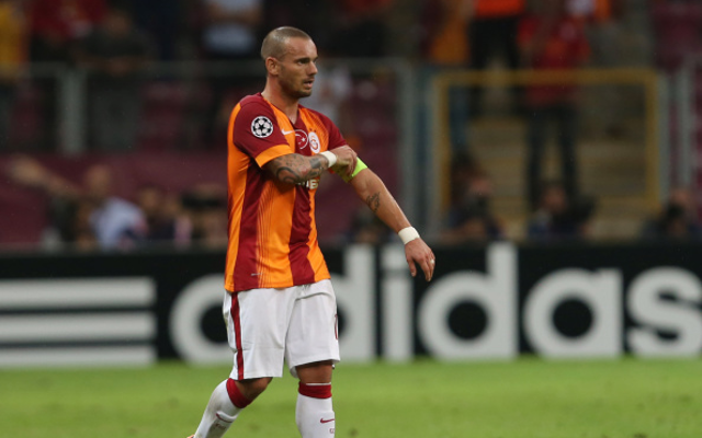 Manchester United to make shock January move for Wesley Sneijder