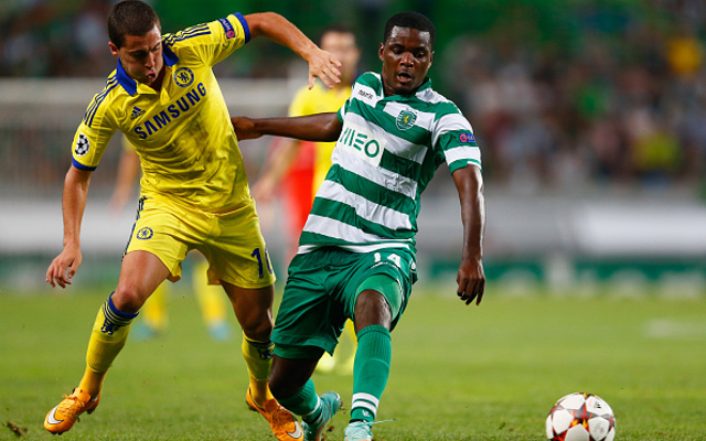 Arsenal and Manchester United target William Carvalho chased by 'many' clubs