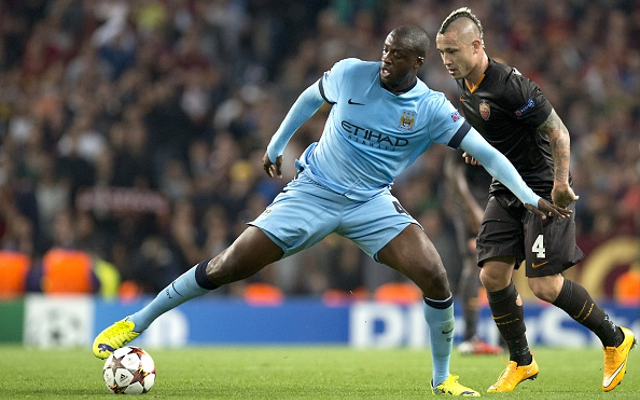 Man City offer Yaya Toure in bid to sign £60m Arsenal & Chelsea target