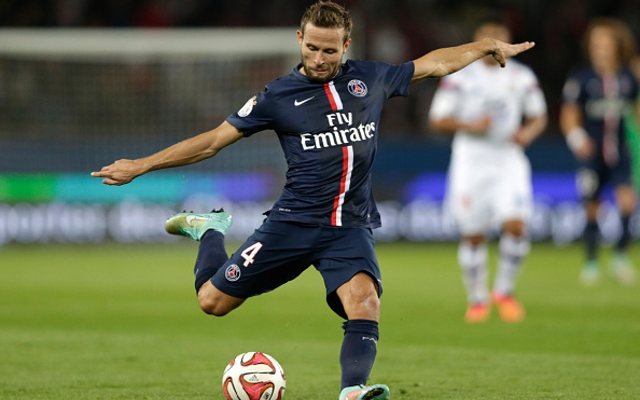 Liverpool to open talks with PSG star Yohan Cabaye over January return