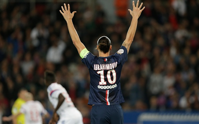 Man United & Chelsea target Zlatan Ibrahimovic says next move will be a 'BIG SURPRISE'
