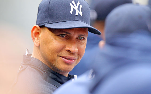 BREAKING NEWS: Alex Rodriguez admitted steroid use to DEA
