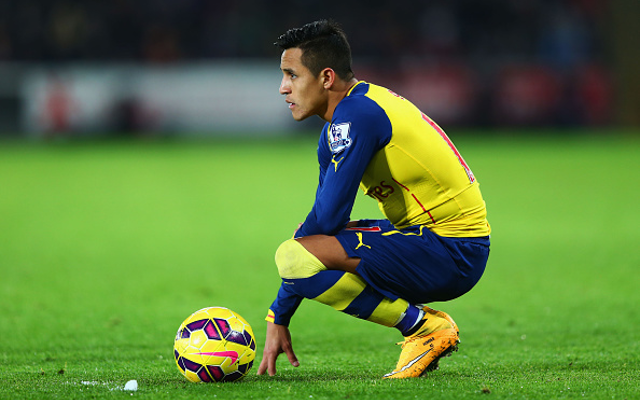 Tony Evans: Alexis Sanchez would be ideal candidate for Arsenal captaincy