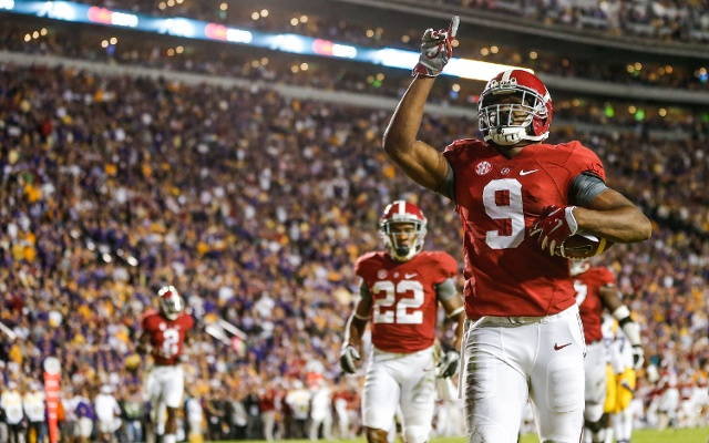 REPORT: Alabama WR Amari Cooper and RB T.J. Yeldon to enter NFL draft