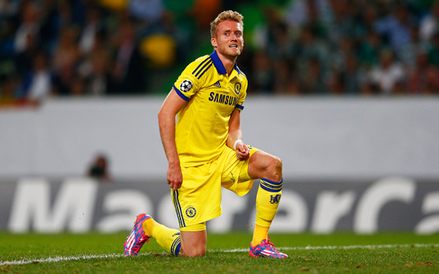 Confirmed: Chelsea set to sell Andre Schurrle and sign Juan Cuadrado this week