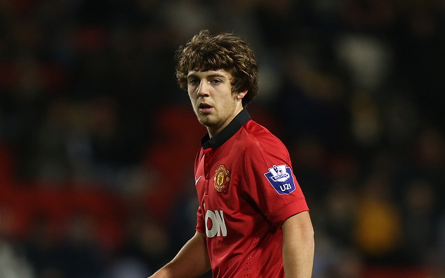 Ben Pearson Manchester United