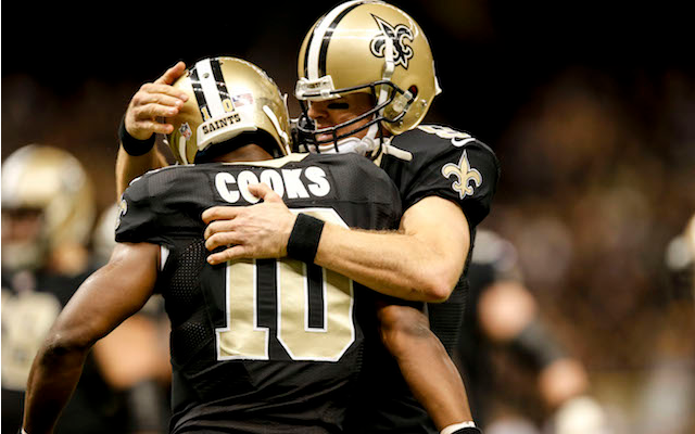 INJURY: New Orleans Saints WR Brandin Cooks out 2-4 weeks with broken thumb