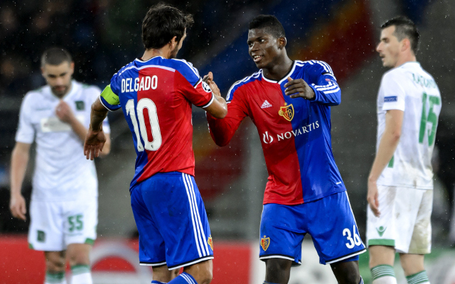Video: Basel complete comeback against Fiorentina with two late goals