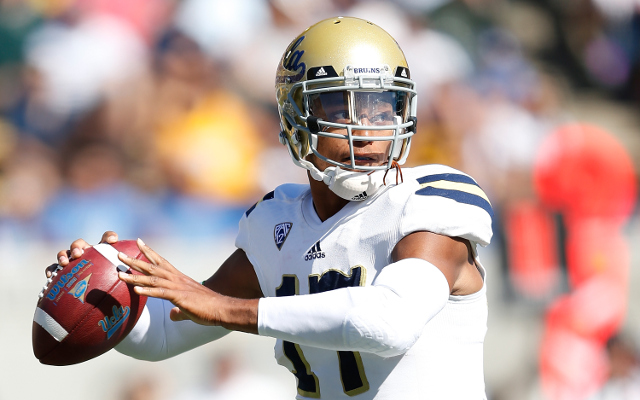 UCLA head coach confirms QB Brett Hundley will enter NFL Draft