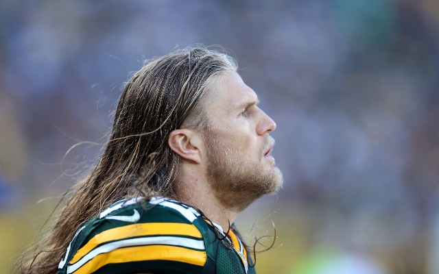 REPORT: Green Bay Packers LB Clay Matthews doesn't like playing inside