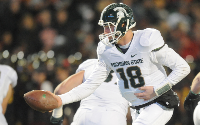 CFB Week 14: #10 Michigan State easily defeats Penn State, 34-10