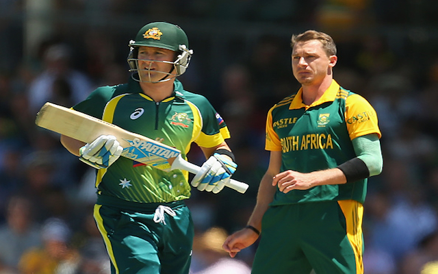 South Africa paceman Dale Steyn breaks silence on feud with Australia captain Michael Clarke