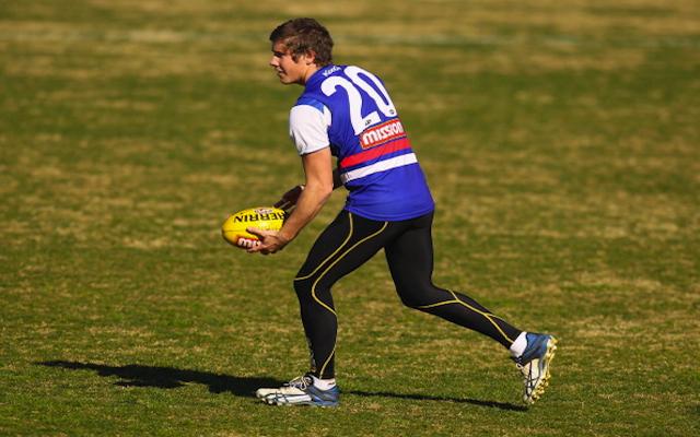 Western Bulldogs delist defender in preparation for 2014 AFL Draft