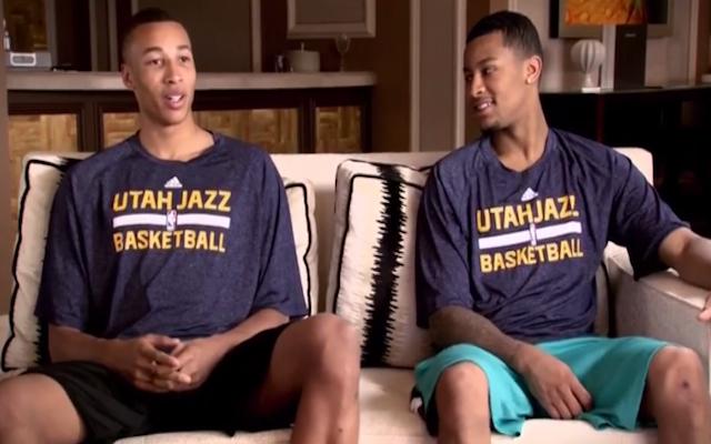 (Video) Utah Jazz stars Dante Exum and Trey Burke fail 'Aussie slang' test