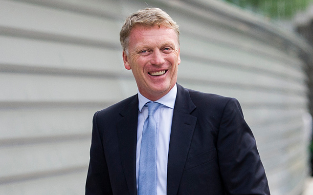 Ex-Man United boss David Moyes eyes surprise Arsenal raid for Real Sociedad