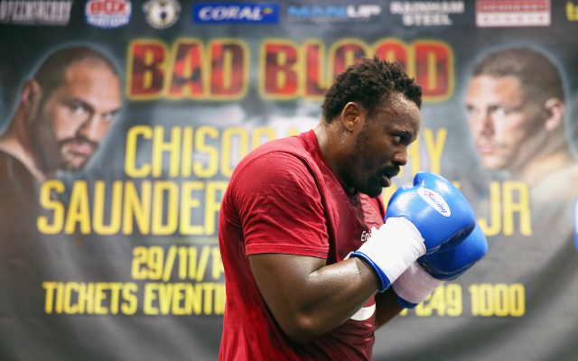 (Video) Dereck Chisora vs Tyson Fury II: Head-to-head at final press conference