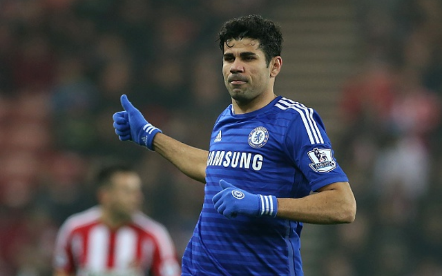 'What is my good start down to?' – Chelsea striker Diego Costa reveals all here