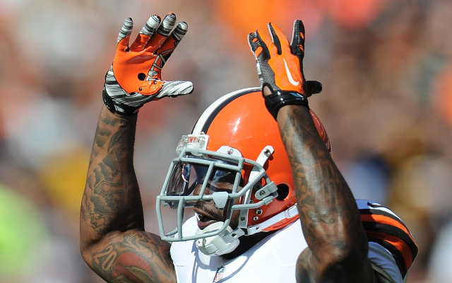 Cleveland Browns safety Donte Whitner fires back at Jeremy Hill
