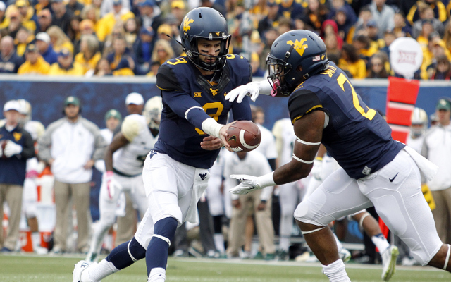 (Video) West Virginia RB Dreamius Smith gains 50 yards on run
