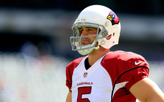 INJURY: Arizona Cardinals QB Drew Stanton week-to-week with sprained knee
