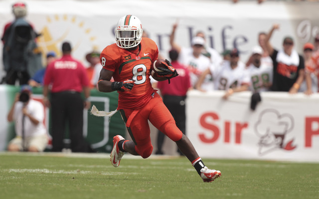 NFL DRAFT: Miami RB Duke Johnson to skip senior year, enter draft