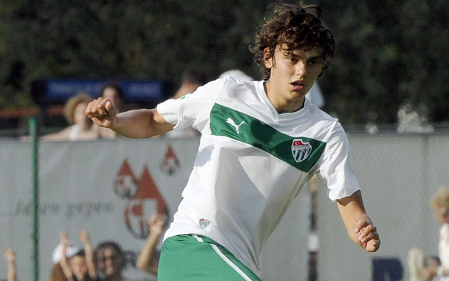 Enes Unal's transfer to Chelsea will have to wait as wonderkid's agent fumes at fakes