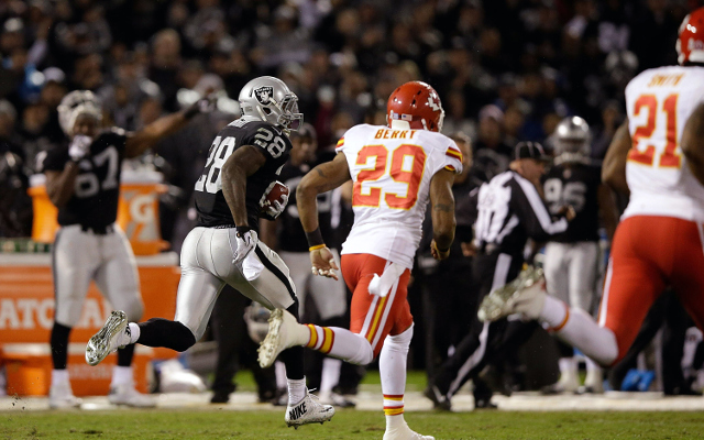 REPORT: Kansas City Chiefs S Eric Berry out for year with illness
