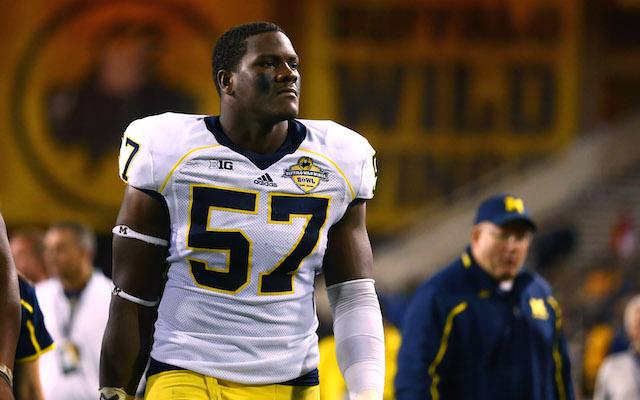 CUT: Michigan Wolverines dismiss DE Frank Clark after domestic violence arrest