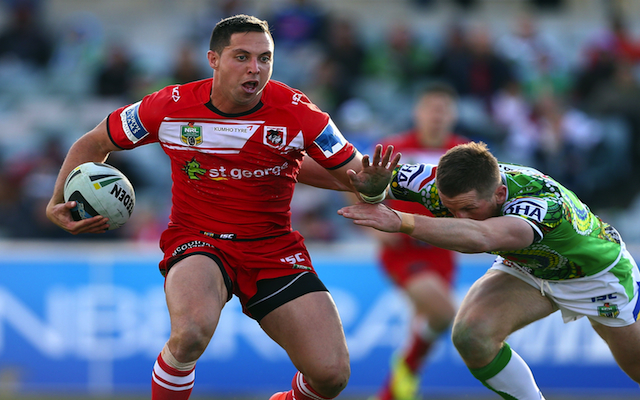 DONE DEAL: St George Illawarra utility joins Cronulla Sharks on 'multi-year deal'
