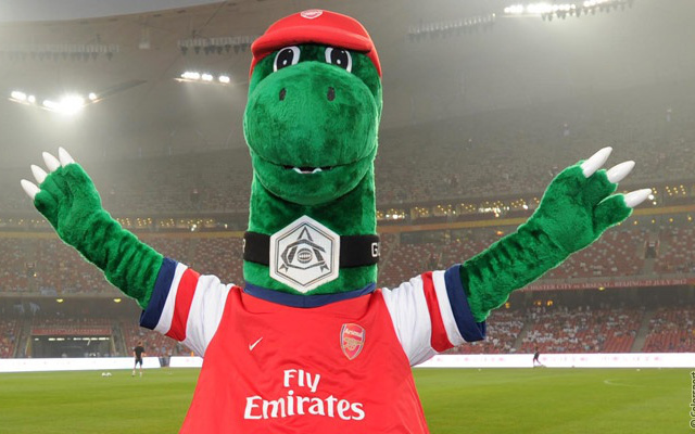 Premier League mascots rated: Arsenal's Gunnersaurus & Chelsea lion rank high, while Liverpool thing & Man United's Fred fail to impress