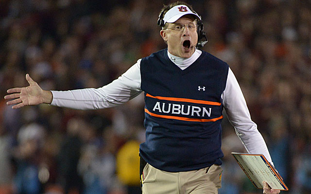CFB Week 11: Five biggest losers from Saturday, Auburn's title hopes up in smoke