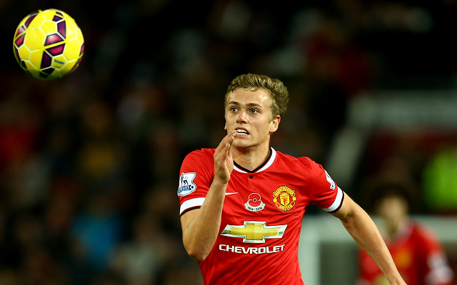 Man United receive 20 ENQUIRIES for goal-scoring starlet