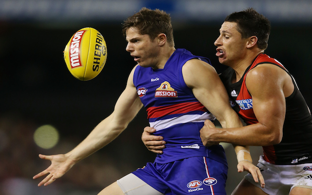 Carlton set to sign speedy Western Bulldogs forward ahead of 2015 AFL season